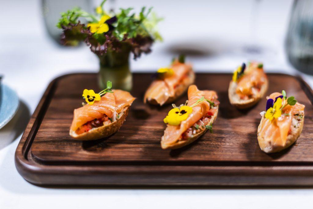 The Temptation-Bruschetta Salmon with Tomato Salsa-1