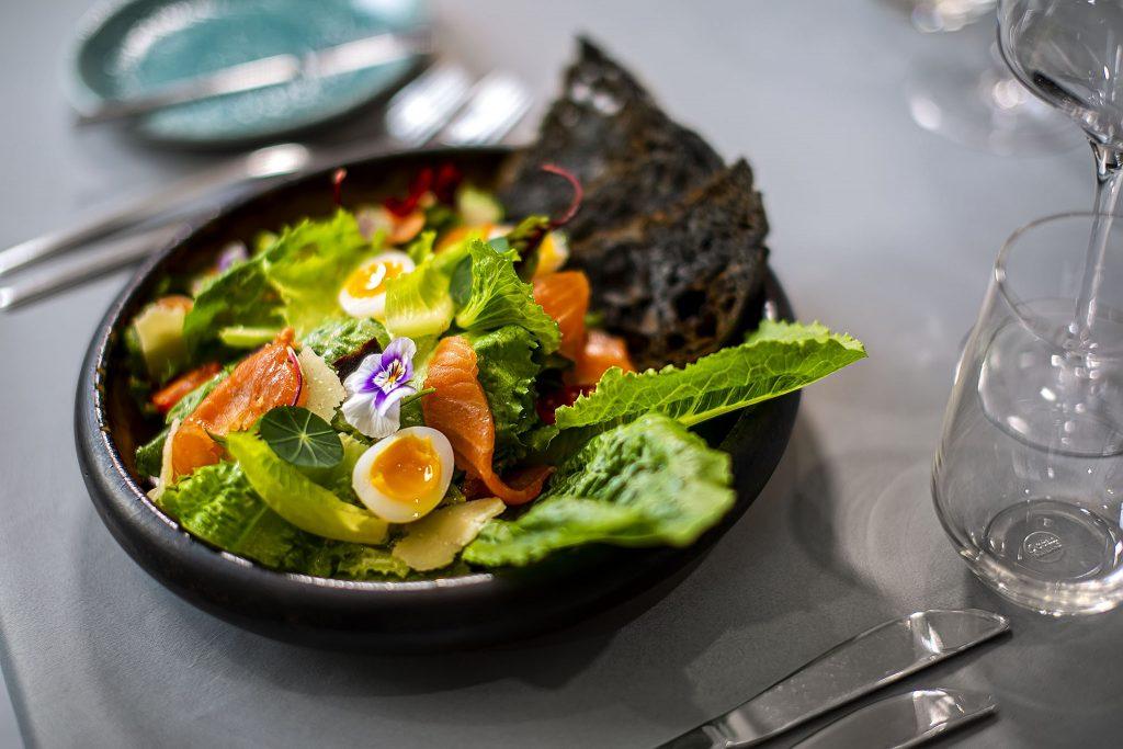 The Temptation-Caesar Salad